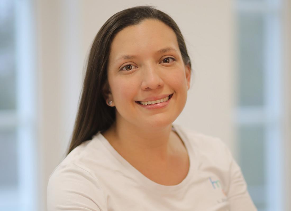 Dr. Andrea Ahumada Silva - Fachärztin für Hals-, Nasen- und Ohrenheilkunde