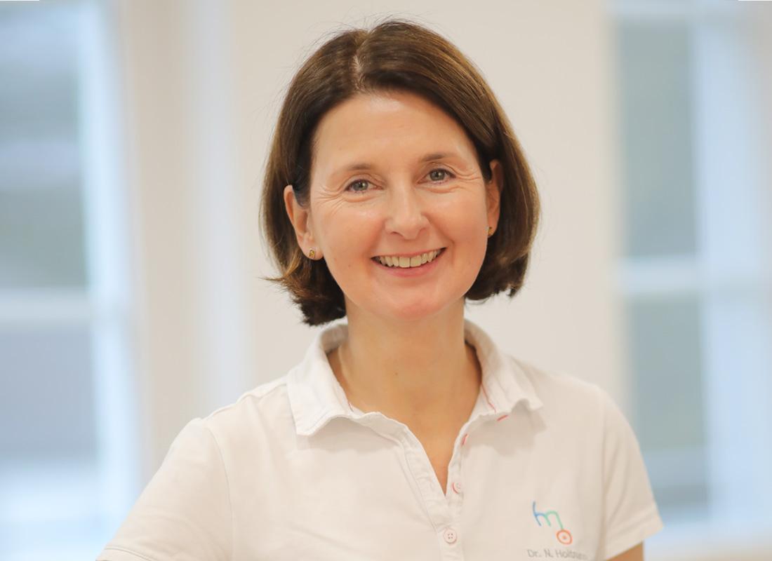Dr. Med. Nina Holtmann - Pädaudiologie und Phoniatrie